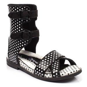 "Irregular Choice ""tropic like it's hot"" sandal"